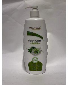 Patanjali Kesh kanti hair cleasner with milk protein-450ml