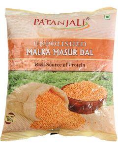 Patanjali Malka Masoor-500gm