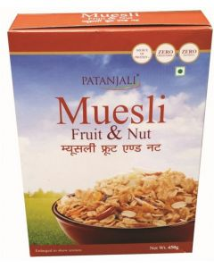 Patanjali Muesli Fruit & Nut-450gm