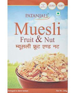 Patanjali Muesli Fruit & Nut-200gm