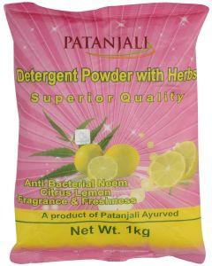 Patanjali Superior Detergent Powder-1kg
