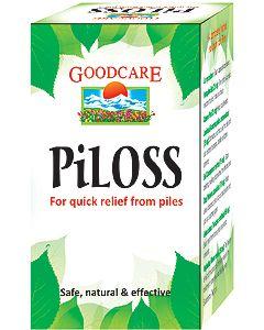 Goodcare Pharma piloss-60 Capsules