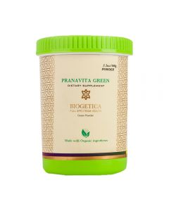 Biogetica Pranavita Green - 100gm JAR