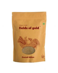 Pristine Organics Fields of Gold  Foxtail Millet-500gm