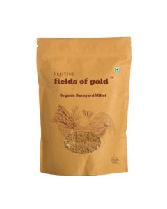 Pristine Organics Fields of Gold Organic Barnyard Millet-500gm