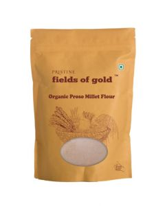 Pristine Organics Fields of Gold Organic Proso Millet-500gm