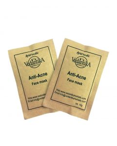 Vedatika Hearbals Ayurvedic Anti acne Mask-10gm