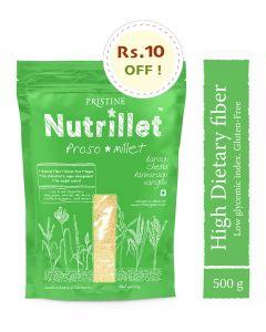 Pristine Organics Nutrillet Proso Millet-500gm