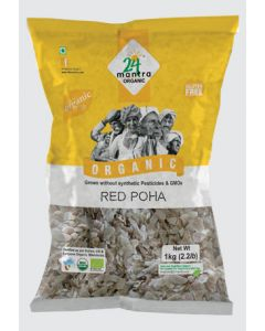 RED POHA (FLATTENED RICE)   500 GMS