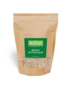 Refresh Organic Brown Rice Regular-1kg