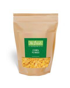 Refresh Organic Corn Flakes-500gm