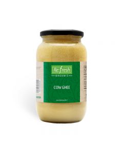 Refresh Organic Cow Ghee-1ltr