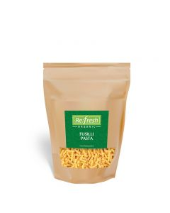 Refresh Organic Fusilli Pasta-250gm