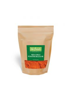 Refresh Organic Red Chilli Powder Regular-200gm