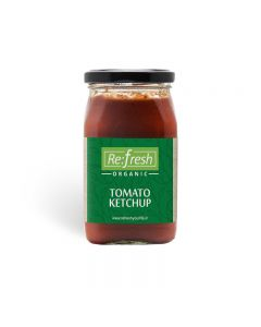Refresh Organic Tomato Ketchup-400gm