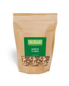 Refresh Organic Wheat Flakes-500gm