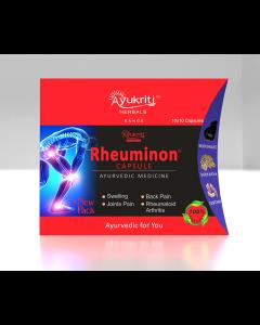 Ayukriti Herbals Rheuminon-100 Capsules