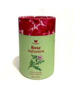 Butterfly Ayurveda Rose (Gulaab) Petal Infusion-25gm