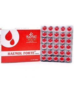 Sandu Haemol Forte Tablets- 30 Tablets