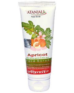 Patanjali Apricot Face Scrub-60gm