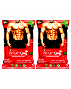 Kaahan Ayurveda Sehat King Powder-160gm Pack of 2pc