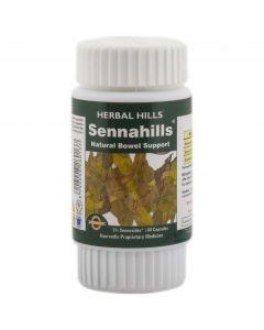 Herbal Hills Senna - 60 Capsules