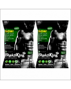 Kaahan Ayurveda Shakti King Powder-160gm Pack of 2pc