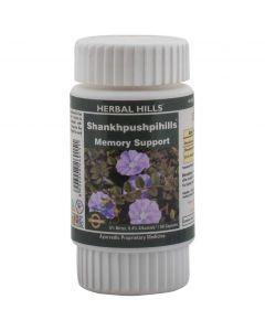 Herbal Hills Shankhpushpihills Memory Support-60 capsule