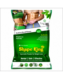 Kaahan Ayurveda Shape King powder-150gm