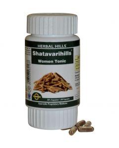 Herbal Hills Shatavarihills capsule-60