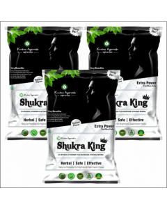 Kaahan Ayurveda Shukra King Powder-120gm Pack of 3pc