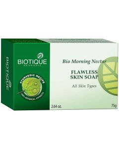 Biotique Morning Nectar Flawless Skin Soap-75g
