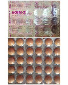 Solumiks Aoim-Z-30 Tablets