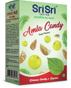 Sri Sri Amla Candy Paan Flavoured-400gm
