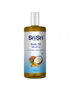 Sri Sri Body Oil Taila-200ml