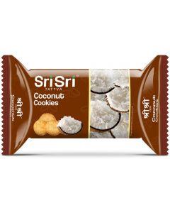 Sri Sri Coconut Cookies-60gm