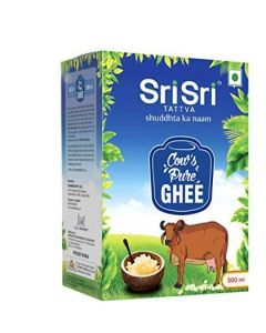 Sri Sri Ghee-500ml Ceka Pack