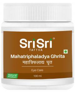 Sri Sri Mahatriphaladya Ghrita-100gm