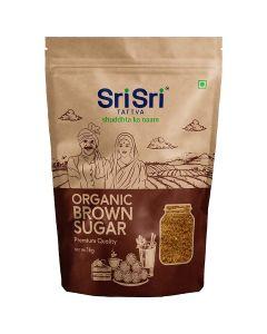Sri Sri Organic Brown Sugar-1kg