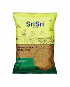 Sri Sri Superior Healthy Brown Rice-1kg