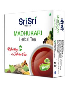 Sri Sri Tattva Madhukari Herbal Tea-100gm