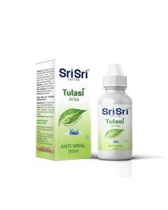 Sri Sri Organic Tulasi Arka-30ml