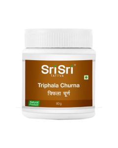 Sri Sri Tattva Triphala Churna-80gm
