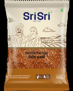 Sri Sri Flaxseed Roasted (Atasi 100gm