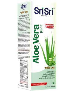 Sri Sri Tattva Aloe Vera Juice-1000ml