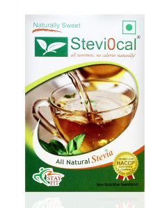 Steviocal Naturally sweet Stevia-50 gm Monocarton