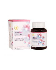 Surya HerbRoot Lipexirid-60Capsules