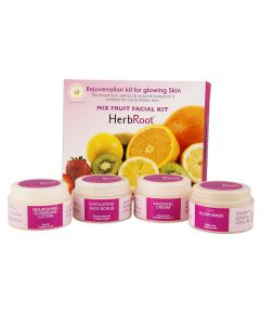 Surya HerbRoot Mix Fruit Facial Kit-200gm