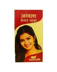 Tansukh Herbal Amla Hair Wash Powde-1kg