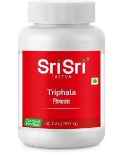 Sri Sri Tattva Triphala 500Mg Tablet-60 Count